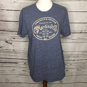 Lucky brand Martin co Mens Medium t shirt